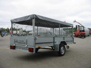 EKO RisuTrailer 750kg