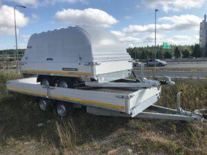 Multi 6×2.2m 3500kg